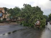 Tin tức trong ngày - Dông lốc khủng khiếp ở Yên Bái, nhiều nhà bị thổi tung