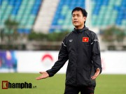Bóng đá - HLV Hữu Thắng: Ở bảng B AFF Cup, ĐTVN không chủ quan