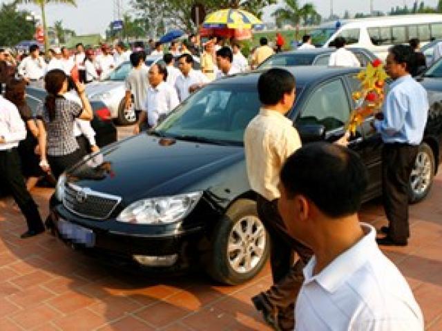 Tiêu chuẩn ô tô dành cho các lãnh đạo cấp cao - 2