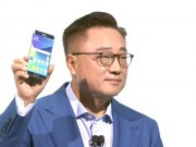 """Thời trang Hi-tech - """"Bom tấn"""" Samsung Galaxy Note 7 trình làng, tính năng hấp dẫn"""