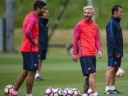 Bóng đá - Barca: Tìm giải pháp tiền đạo từ hàng tiền vệ