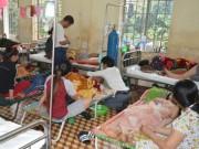 Sức khỏe đời sống - Sốt xuất huyết tăng đột biến, 1 giường 3- 4 bệnh nhân