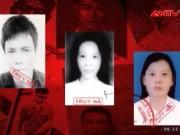 Video An ninh - Lệnh truy nã tội phạm ngày 3.8.2016