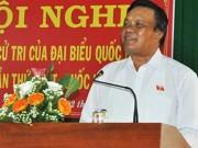 Tin tức trong ngày - Làm rõ việc bổ nhiệm người thân Phó Bí thư Tỉnh ủy Bình Định