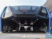 """Thế giới - Trung Quốc chạy thử """"siêu xe chống tắc đường"""""""