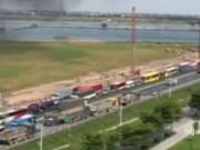 Camera hành trình - Bản tin an toàn giao thông ngày 3.8.2016