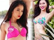 Mê mẩn vẻ sexy của 4 đại diện VN thi quốc tế 2016