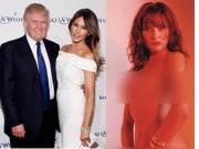 Thời trang - Vợ đẹp của tỷ phú Trump lộ ảnh khỏa thân gây sốc