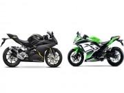 Thế giới xe - Đọ Honda CBR250RR với Kawasaki Ninja 250
