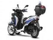Thế giới xe - Yamaha ra mắt xe ga cảnh sát Tricity 125 chống tội phạm