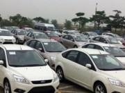 Thị trường - Tiêu dùng - Thị trường ô tô nội địa gồng mình chịu sức ép nhập khẩu