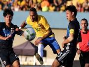 Bóng đá - Brazil – Nam Phi: Chờ màn ra mắt của siêu sao Neymar