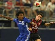 """Bóng đá - AC Milan - Chelsea: Chiến thắng đầy """"ma mãnh"""""""