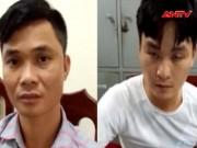 Video An ninh - Bắt khẩn cấp 2 côn đồ giết Trung úy Công an Hà Nội