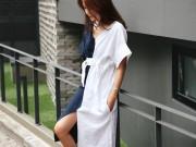 Thời trang - Những cách mặc váy đẹp nhất định phải ghi nhớ