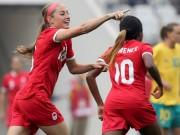 Bóng đá - Olympic 2016: Nữ cầu thủ ghi bàn nhanh nhất lịch sử