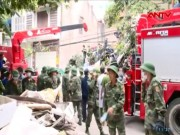 Video An ninh - Hé lộ nguyên nhân vụ sập nhà ở 43 Cửa Bắc