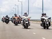 Thế giới xe - Tuần lễ mô tô phân khối lớn Việt Nam khai màn