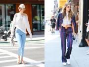 Thời trang - Khi hotgirl Hollywood mê giày bệt