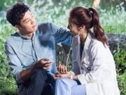 """Phim - Cảnh yêu đương trong """"Chuyện tình bác sĩ"""" gây sốt"""