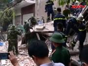 Video An ninh - Nguyên nhân vụ sập nhà kinh hoàng ở 43 Cửa Bắc