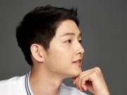 Phim - Song Joong Ki nói không với phim Trung Quốc cát-xê 335 tỷ