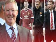 Bóng đá - Rooney: Mourinho xuất sắc nhất, Sir Alex vĩ đại nhất