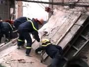 Video An ninh - Sẽ khởi tố vụ sập nhà 2 người chết ở 43 Cửa Bắc