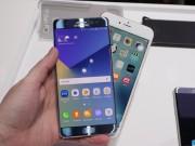 """Thời trang Hi-tech - iPhone 6s Plus đối đầu Galaxy Note 7: Lần đầu chịu """"lép vế"""""""