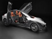 Tin tức ô tô - Nissan Bladeglider: Xe thể thao như hình mũi tên