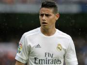 Bóng đá - Tin chuyển nhượng 5/8: James được hỏi mua 72 triệu bảng