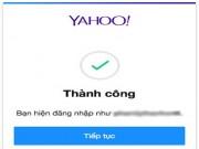 Công nghệ thông tin - Cách đăng nhập Yahoo! Messenger khi quên mật khẩu