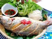 Ẩm thực - Đổi vị cho cả nhà bằng cá nướng sả ớt thơm lừng