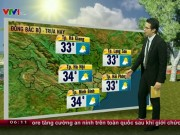 Tin tức trong ngày - Dự báo thời tiết VTV 6/8: Lũ sông Thao đang ở mức cao nhất