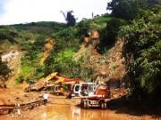Tin tức trong ngày - Thông xe đường lên Sa Pa sau mưa lũ