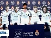 Fan Real Madrid háo hức cho cuộc tranh tài ở Hà Nội