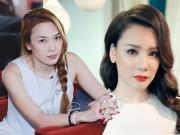 """Ca nhạc - MTV - Chị gái Hồ Quỳnh Hương ám chỉ Mỹ Tâm mắc """"bệnh ngôi sao"""""""