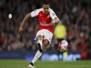 Bóng đá - Arsenal: Sanchez đá cắm, cách mạng của Wenger