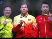 Olympic 2016 - Hoàng Xuân Vinh: Từ kém duyên đến người hùng Olympic