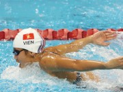 Thể thao - Olympic 2016: Ánh Viên nỗ lực phá kỷ lục bản thân