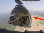 Thế giới - Xem Không quân Mỹ thả xe bọc thép từ độ cao 1.500m