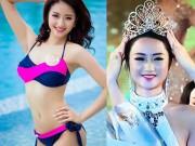 Nhan sắc Hải Phòng giành vương miện Hoa hậu Bản sắc
