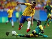 """Chi tiết Brazil - Iraq: Thiếu vắng  """" sát thủ """"  (KT)"""