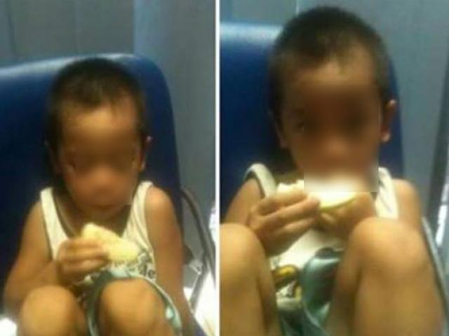 HN: Tìm được bé 4 tuổi đi lạc nhờ mạng xã hội