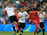 Đức - Hàn Quốc: Nghẹt thở đến phút cuối