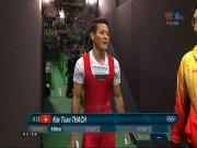Olympic 2016 - Đoàn Việt Nam ở Olympic ngày 2: Kim Tuấn không thể vượt qua chính mình