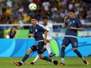 Bóng đá - Argentina - Algeria: Điểm nhấn chiếc thẻ đỏ