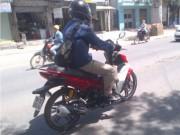 Xe máy - Xe đạp - Lộ xe côn tay SYM 175 phân khối đầu tiên tại Việt Nam