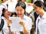 Giáo dục - du học - Công bố điểm trúng tuyển sớm: Có làm khó thí sinh?
