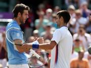 "Thể thao - Djokovic - Del Potro: Cú sốc sau 2 loạt ""đấu súng"""